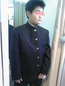 中学制服20100220