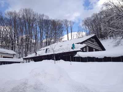 雪下ろし版画工房