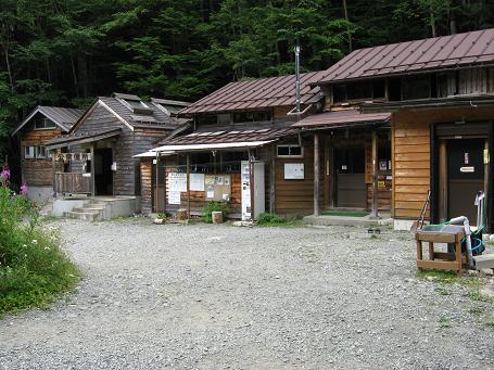 北沢長衛小屋