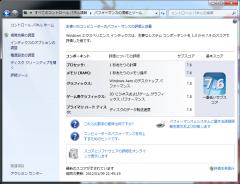2012新PC エクスペリエンスインデックス