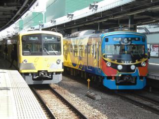 3007Fと3011F