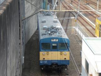 甲府行き普通電車