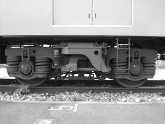 DT46台車