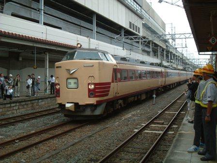 2009年9月27日 (16) 485系K2
