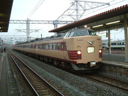 2009年9月27日 (64) 485系K2