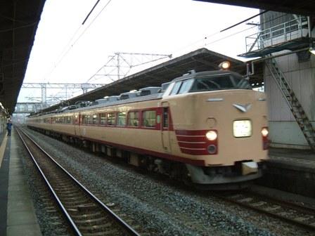 2009年9月27日 (76) 485系K2
