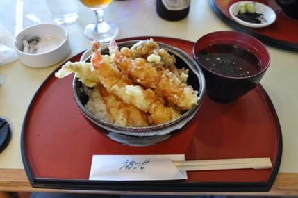 銚子のランチ1