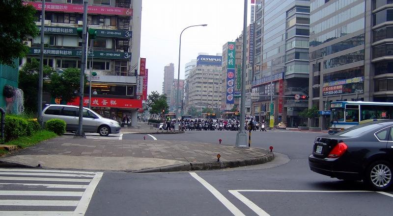 ■ 台北の通勤風景