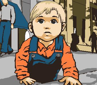 映画「ベイビーズ・デイアウト/赤ちゃんのおでかけ」観た