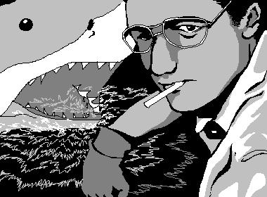 映画「JAWS/ジョーズ」観ました