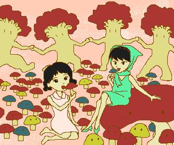 映画「マタンゴ」観た