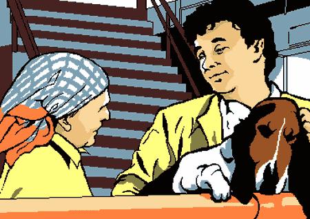 TV映画「刑事コロンボ/死者のメッセージ」観た