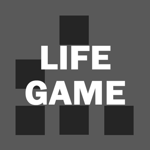 Life Game Touch Artwork