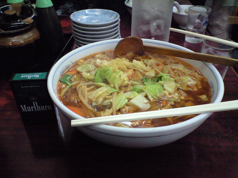 仙台やの仙台麺