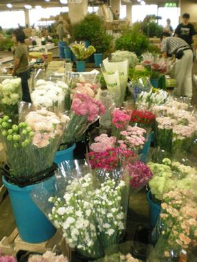 名古屋生花市場3