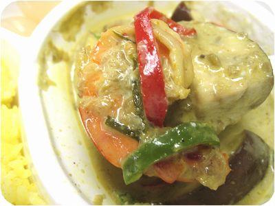 海老カレー弁当