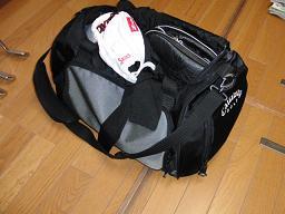 行き場の無くなったバッグ
