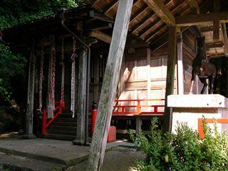 生出森八幡神社2