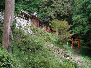 生出森八幡神社1
