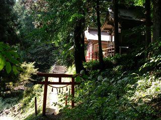 生出森八幡神社3