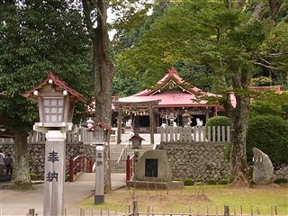 金蛇水神社2