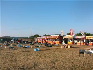 松島牡蠣祭り1