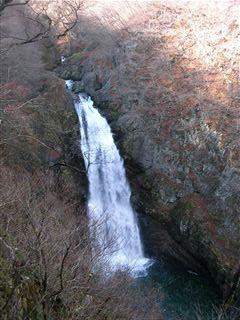 200911秋保大滝1