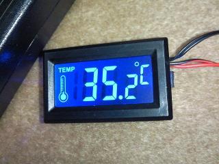 ACアダプター温度計2