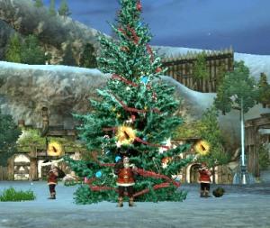クリスマスだぜ!シャドゥさん日記