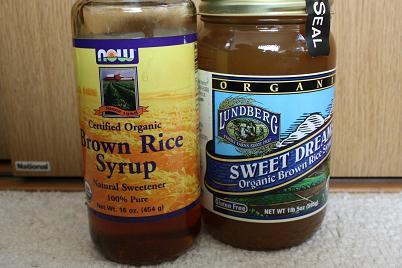 Lundberg, Organic, Sweet Dreams, Brown Rice Syrup1