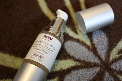 NOW Hyaluronic Acid Firming Serum1