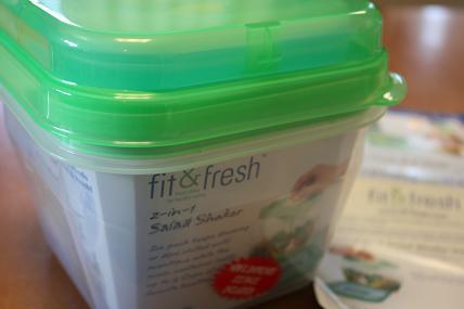 Fit & Fresh サラダシェーカーコンテナ
