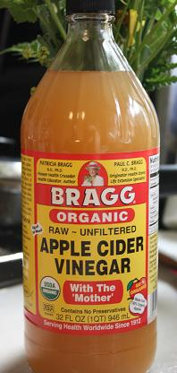 Bragg, Organic Apple Cider Vinegar with The 'Mother', Raw-Unfiltered, 32 fl oz
