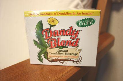 Dandy Blend, Instant Dandelion Beverage, 25 Single Serving Pouches, 2.5 oz (72 g)