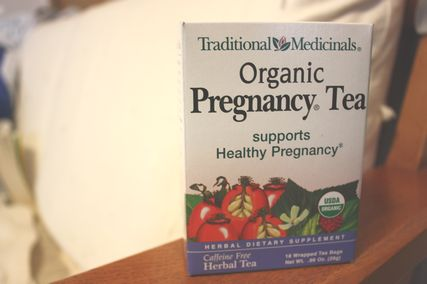 Traditional Medicinals, Organic Pregnancy Tea, .99 oz (28 g), 16 Tea Bags