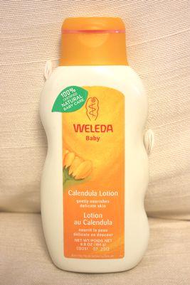 Weleda, Calendula Baby Cream, 2.6 oz (74 g)