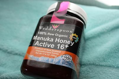Wedderspoon Organic manuka 1