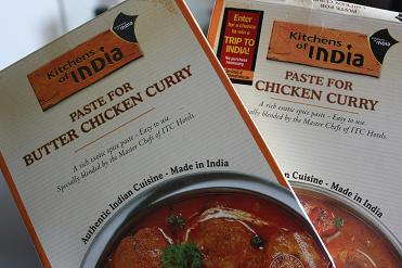 Kitchens of India, Paste for Chicken Curry2