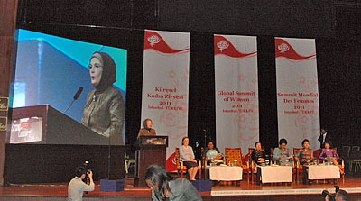 Global Summit of Women in Istanbul-2