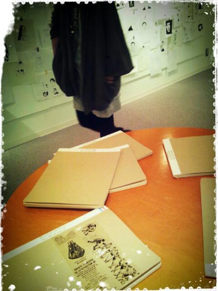 吾味さん個展@Art Lab OMM