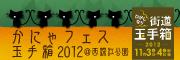 かにゃフェス玉手箱2012