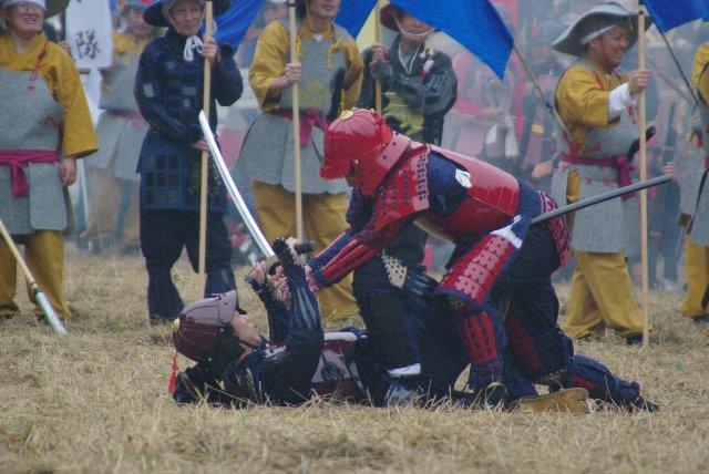 091025箕輪城祭り09