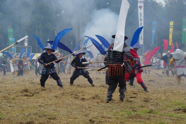 091025箕輪城祭り08