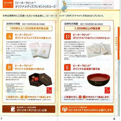 三菱UFJフィナンシャルグループから1000株優待