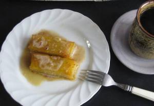 芋ようかんのバター焼き