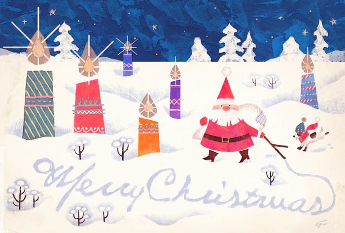 カード クリスマスカード 無料ダウンロード : News Loftwork『happy!Greeting Card2012 ...