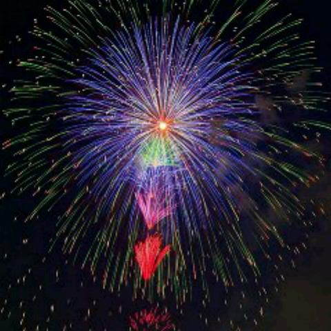 宇土の地蔵祭り花火大会が…