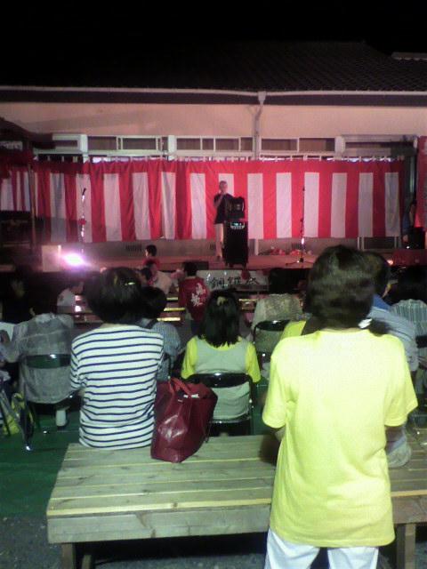 島区銅鑼祭り