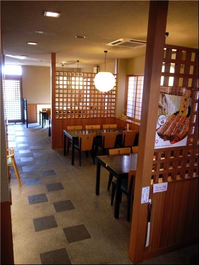 喜多川 店内