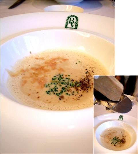 ヴァンテール スープ